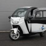 Titan Zero R2 2000W 25 /45 km/h. Pris 59.900:-