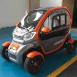 Titan Zero R3, 45 km/h mopedbil, el, 3000W. Pris 79.900:-