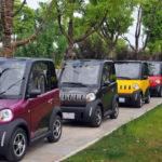 Titan Zero mopedbil EL R4. Pris 89.900:-